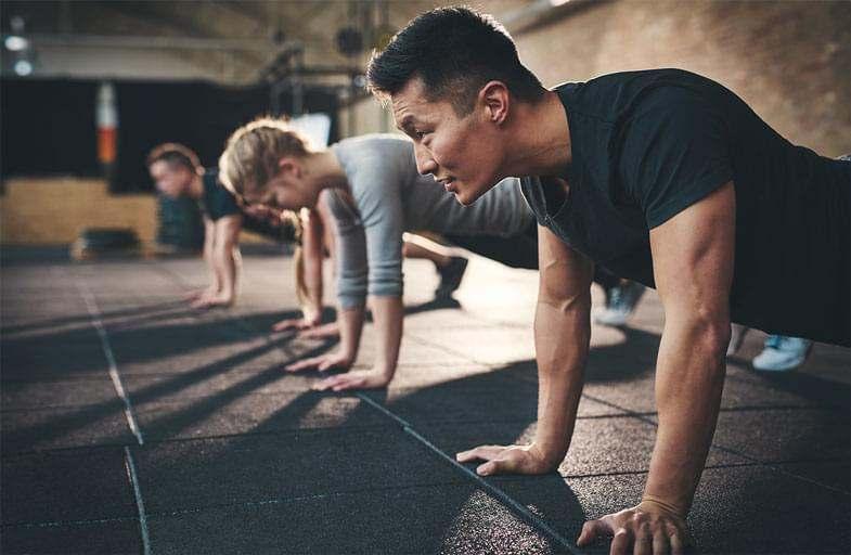 Bg Circle 2, Integrated Martial Athletics