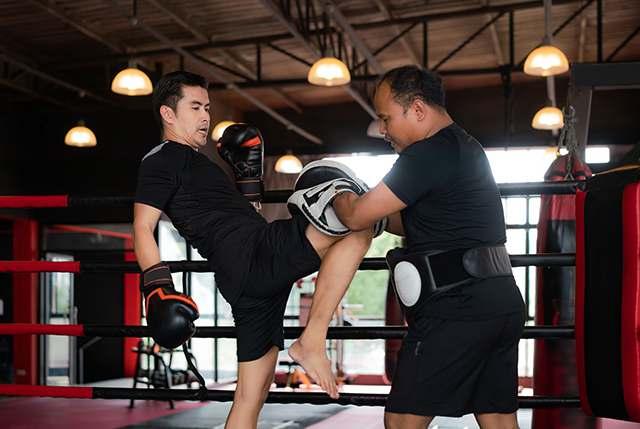 Muaythai3, Integrated Martial Athletics
