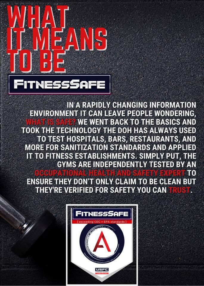 FitnessSafe Integrated Martial Athletics, Integrated Martial Athletics